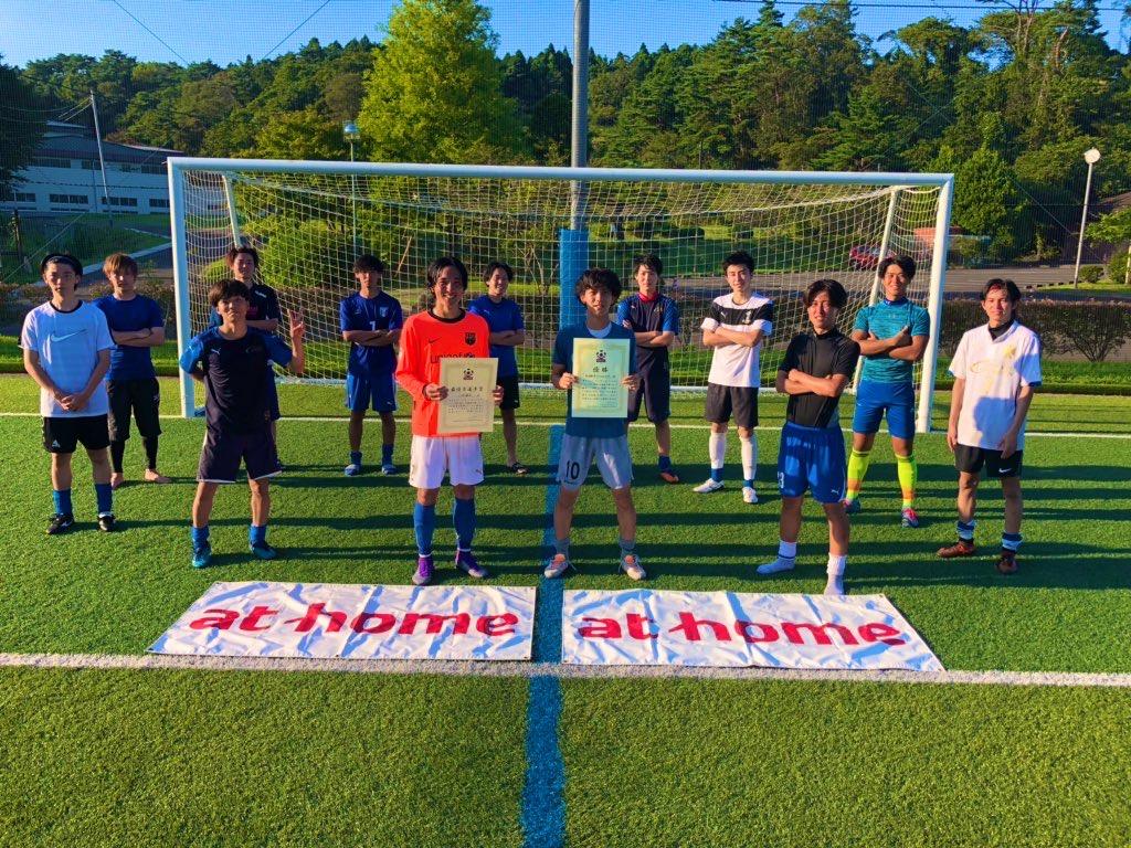 東北学院大学 FC Craque A
