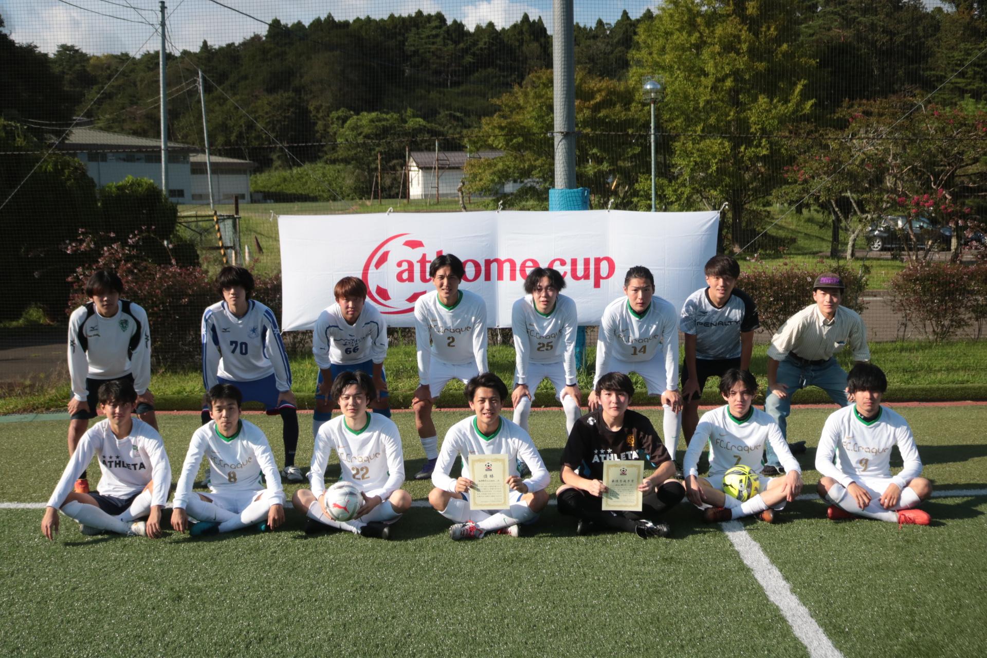 東北学院大学 FC Craque